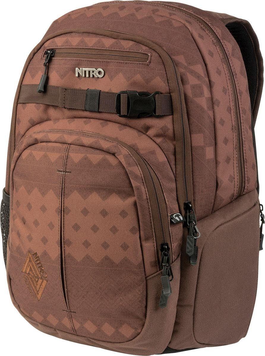 Nitro Schulrucksack, »Chase Northern Patch«