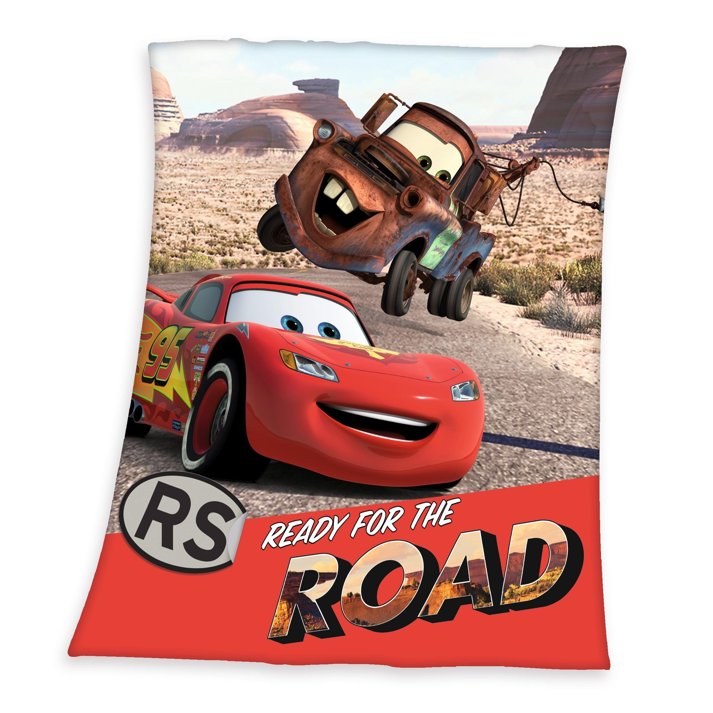 Kinderdecke, Walt Disney, »Road Cars«, mit Hook