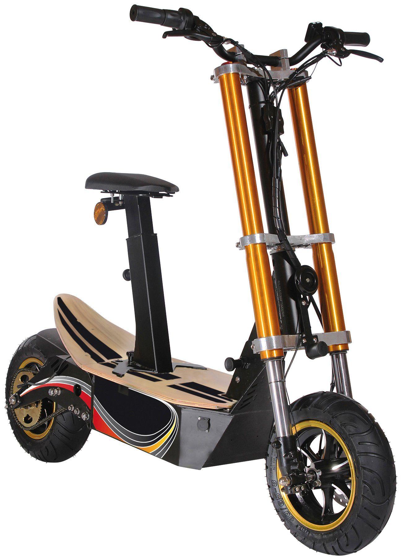 E-Scooter »Bossman 2 RSP«, 45 km/h, Inkl. Rundum-Sorglos-Paket