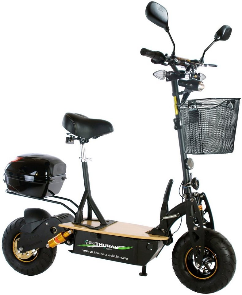 didi thurau e scooter eco city safety plus r 45 km h. Black Bedroom Furniture Sets. Home Design Ideas