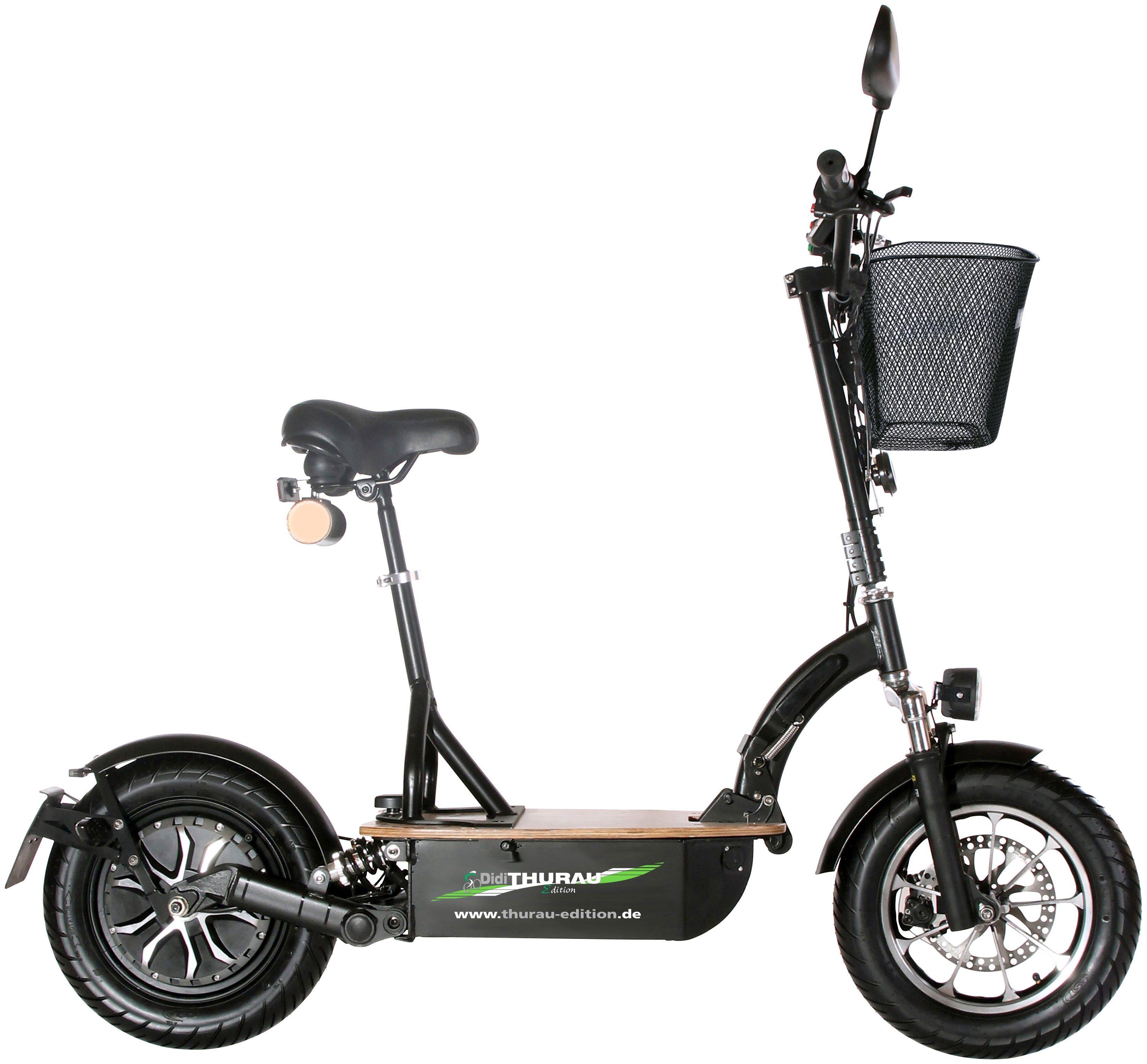 E-Scooter »Eco-Tourer Basic RSP«, inklusive Rundum-Sorglos-Paket