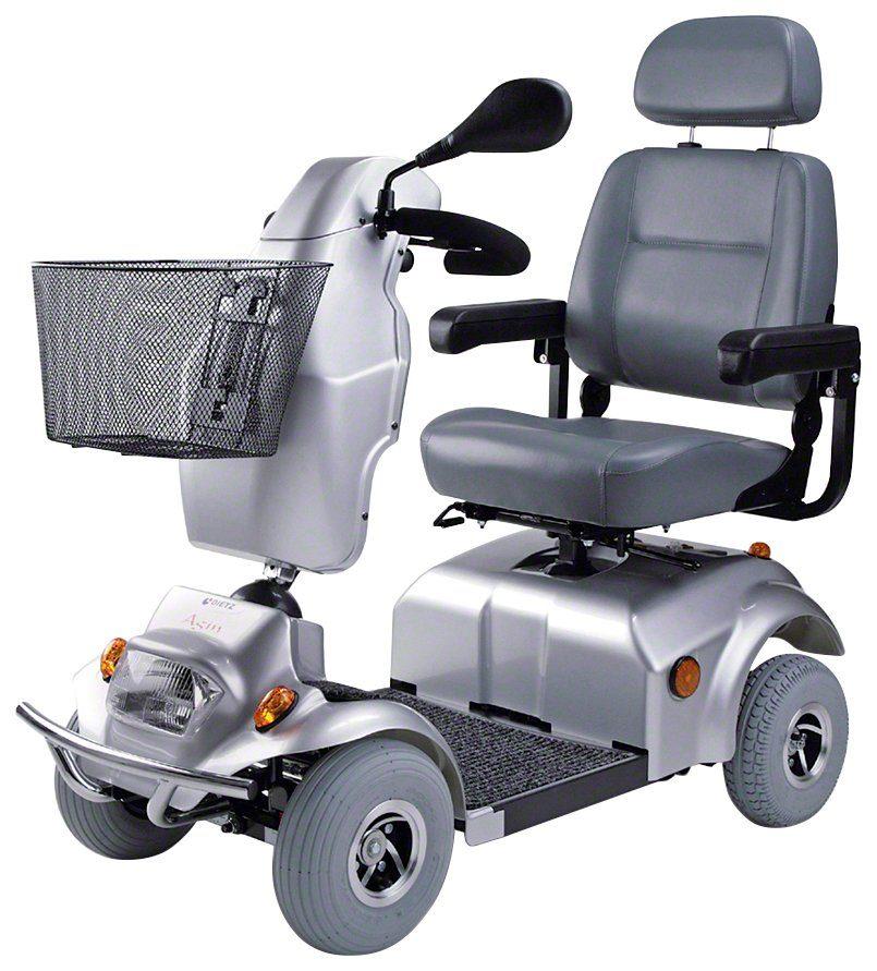 DIETZ REHA-PRODUKTE E-Scooter »E-Mobil«, 6 km/h, Inkl. Rundum-Sorglos-Paket