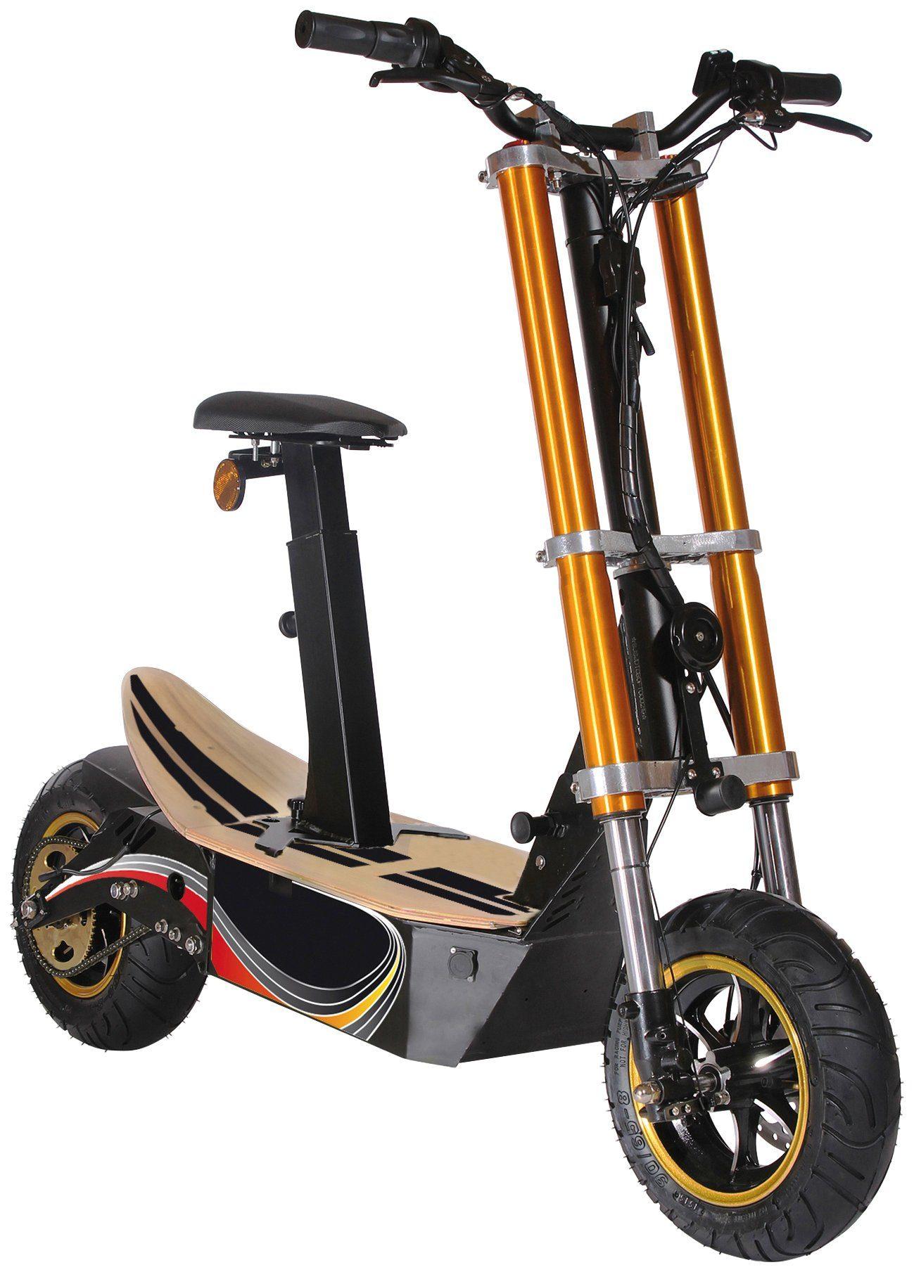 E-Scooter »Bossman RSP«, 45 km/h, Inkl. Rundum-Sorglos-Paket
