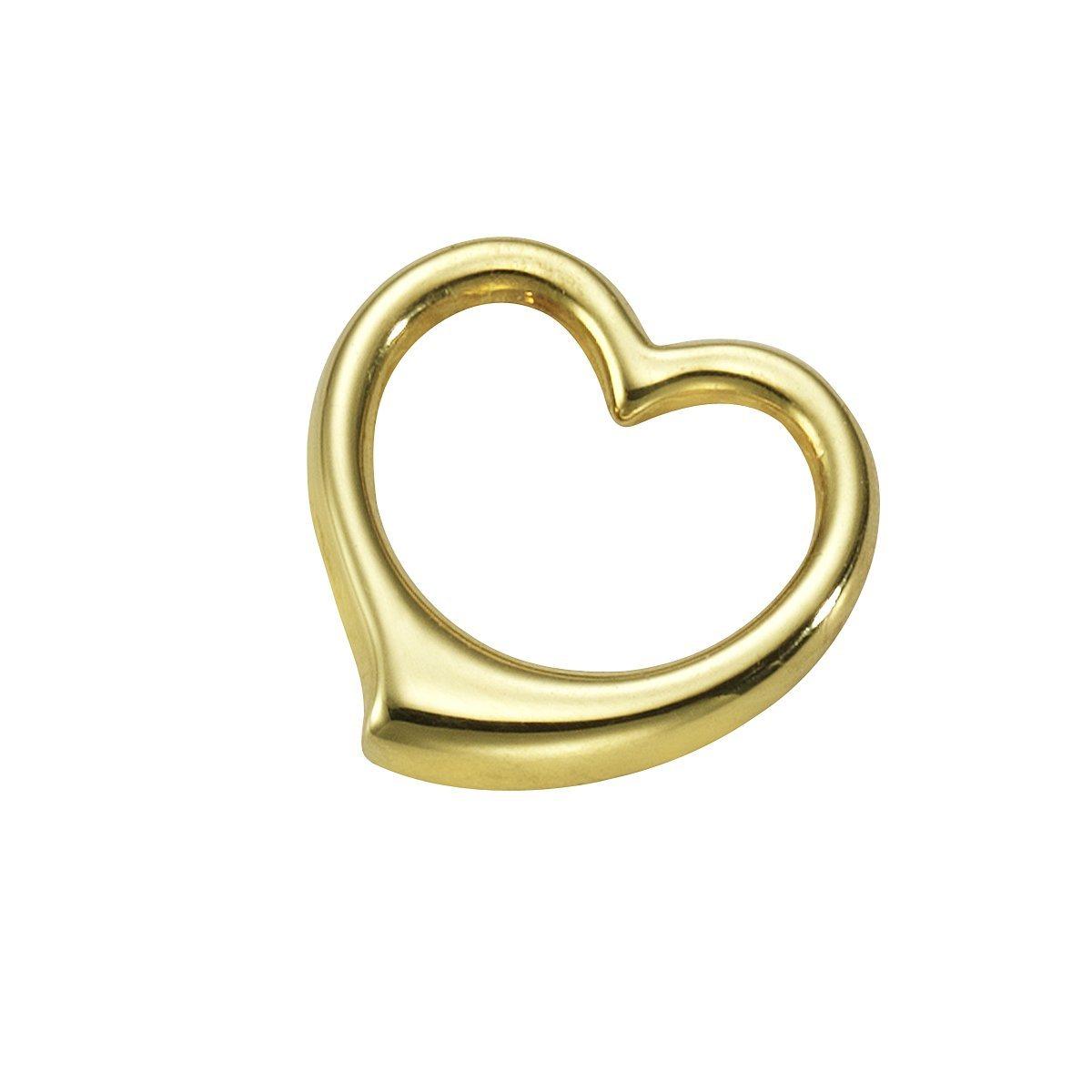 Firetti Anhänger »333/- Gelbgold Herz« | Schmuck > Halsketten > Herzketten | Gold | Firetti