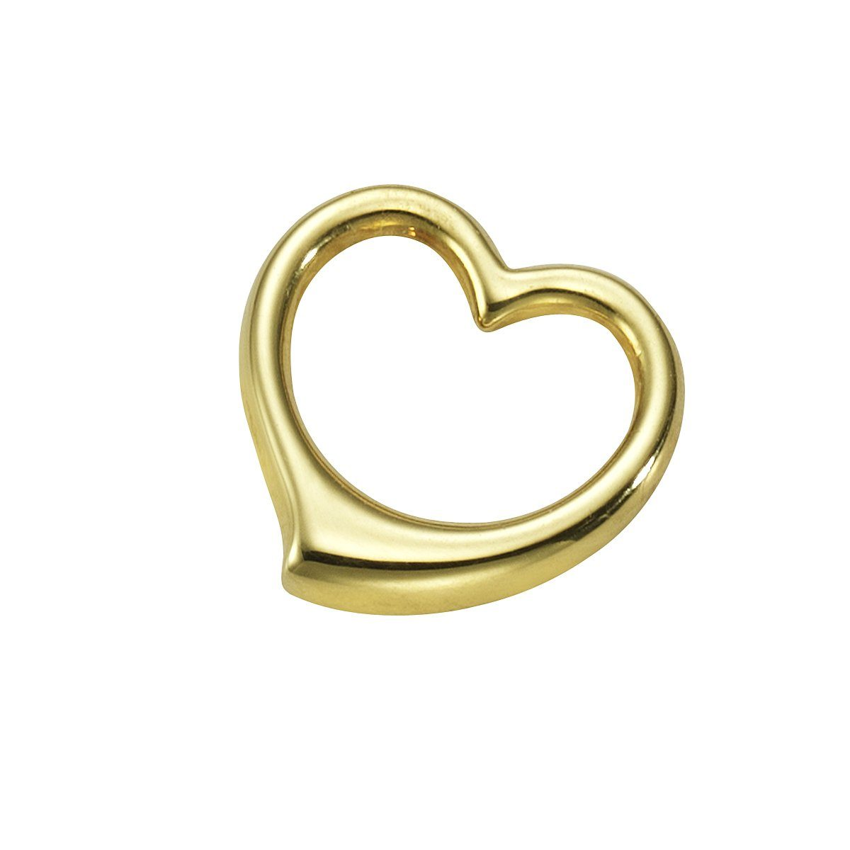 Firetti Anhänger »333/- Gelbgold Herz«