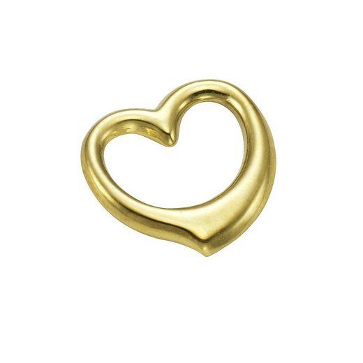 Vivance Anhänger »333/- Gelbgold Herz«