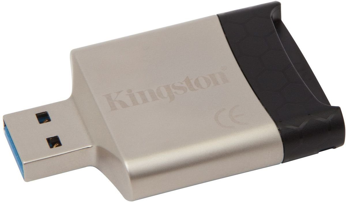 Kingston Zubehör »MobileLite G4 USB 3.0 Multi-card Reader«