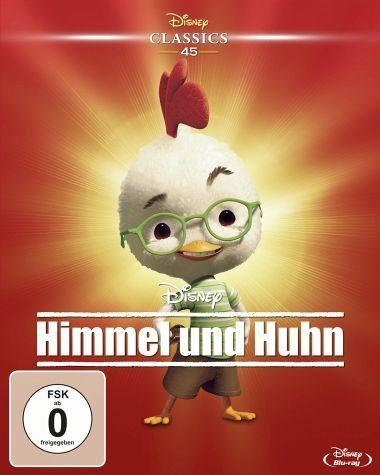 Blu-ray »Himmel und Huhn (Disney Classics)«