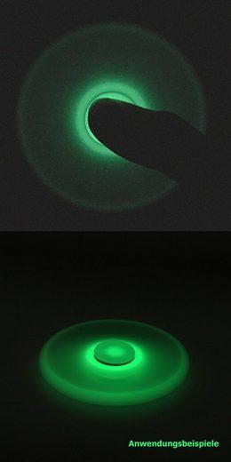 Waiky Waiky Waiky 3er-Set Fidget Spinner in drei Farben  Glow In The Dark - mit Leuchteffekt im Dunkeln  online kaufen 3489a0
