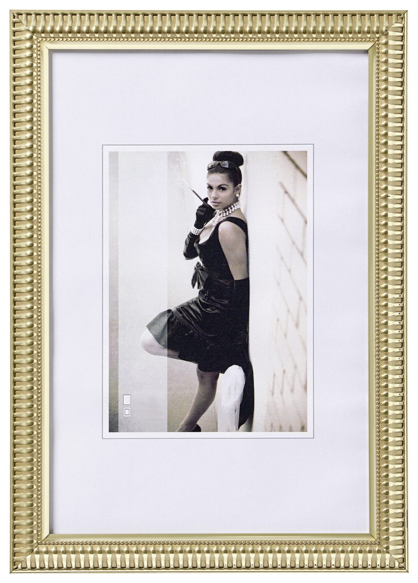 Walther Bilderrahmen »Tiffany 15x20 Kunststoff JF520C«