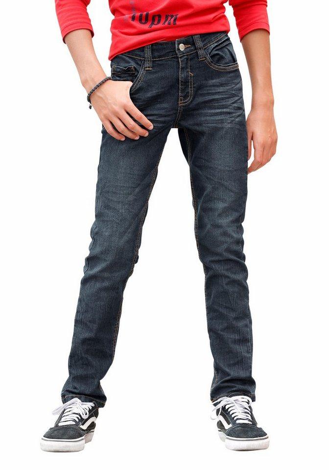 sOliver RED LABEL Junior StretchJeans, Regularfit mit