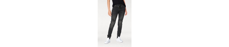 Blue Monkey Skinny-fit-Jeans LEXI, im Biker-Style