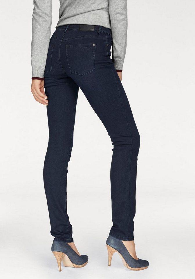 arizona slim fit jeans mit thermo effekt high waist online kaufen otto. Black Bedroom Furniture Sets. Home Design Ideas