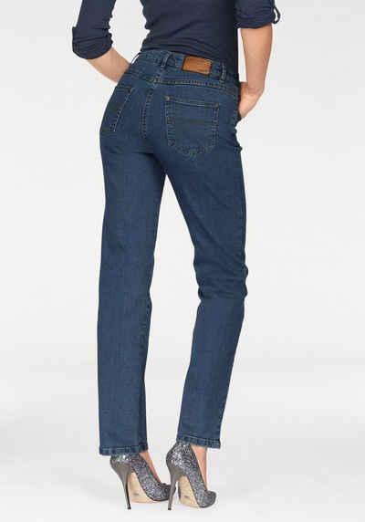 Arizona Gerade Jeans »Annett« High Waist