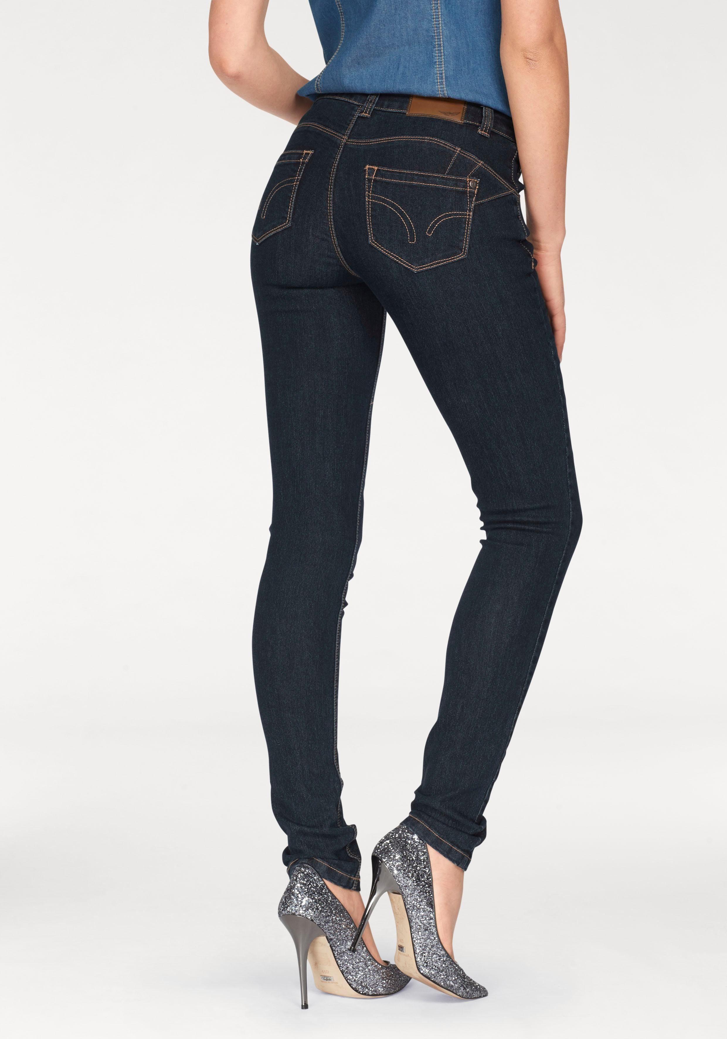 Arizona Skinny fit Jeans »Shaping« Mid Waist   OTTO