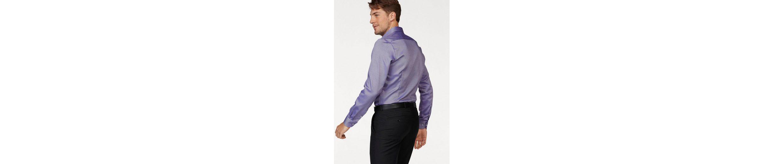 OLYMP Businesshemd Level Five body fit, Minimaloptik