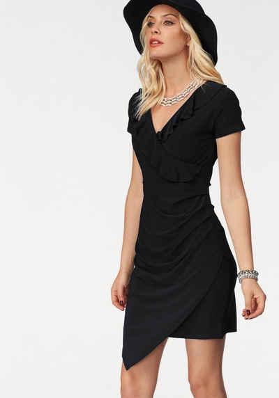 schwarze kleider online elegante kleider dieses jahr. Black Bedroom Furniture Sets. Home Design Ideas