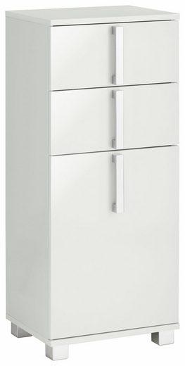 Unterschrank, Schildmeyer, »Kampen«, Türen mit Soft-Close-Funktion