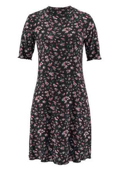 Boysen's Jerseykleid in femininer A-Linie