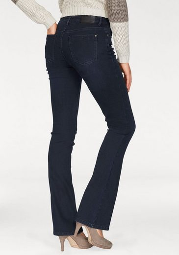 Arizona Bootcut-Jeans »mit Thermo Effekt« High Waist