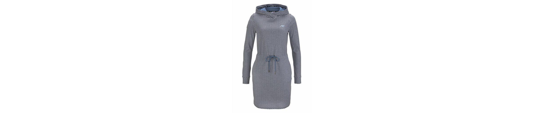 KangaROOS Shirtkleid, mit trendy Zick Zack-Muster
