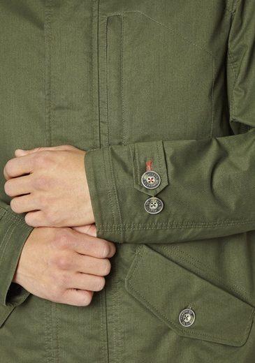 S4 Jackets moderner wasserabweisender Parka Leroi 2