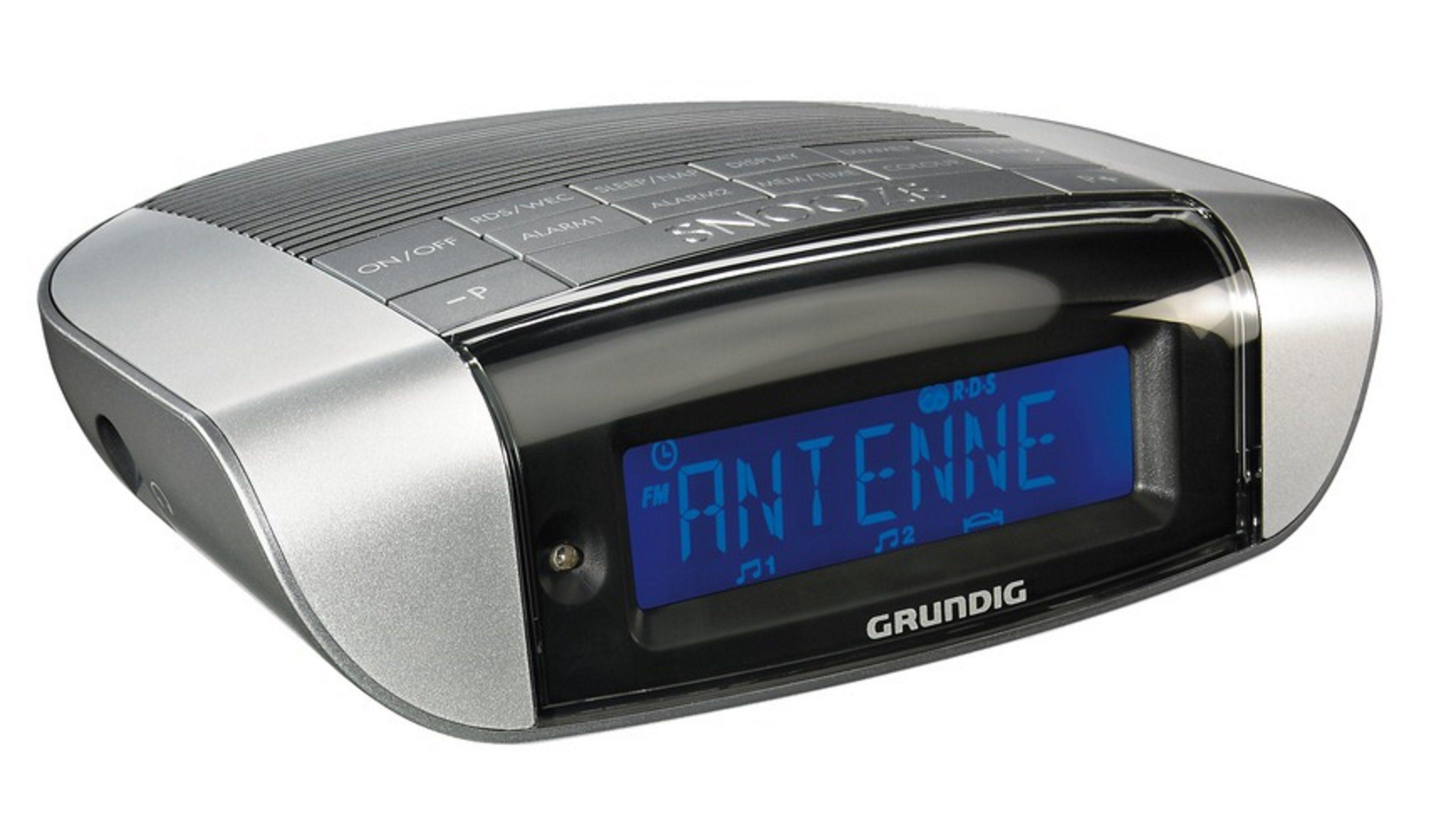 Grundig Uhrenradio mit 8 Farbeinstellungen der Displaybeleuchtung »Sonoclock 660«