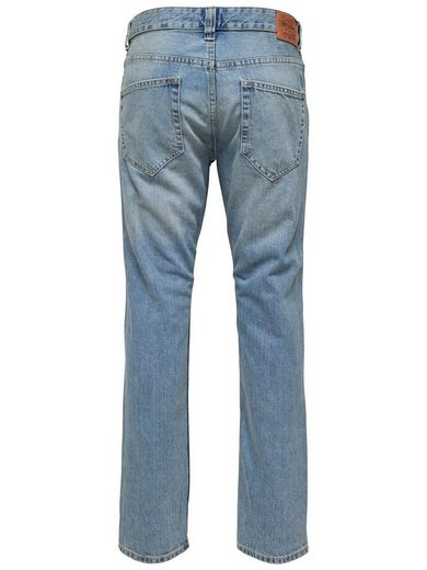 ONLY & SONS Weft light blue Regular fit Jeans
