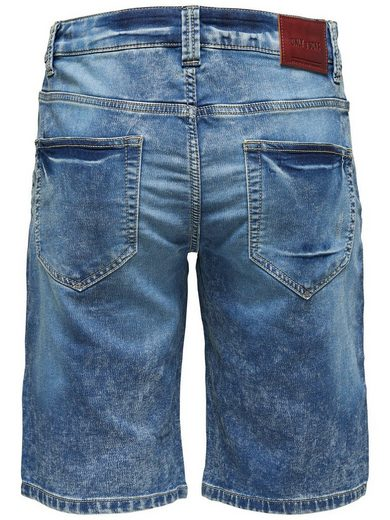 ONLY & SONS Loom jog Jeansshorts