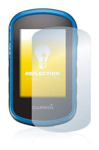 upscreen Schutzfolie »für Garmin eTrex Touch 35«, Folie Schutzfolie matt entspiegelt