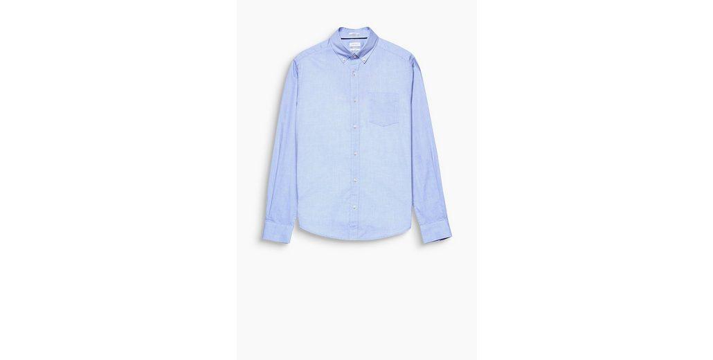 ESPRIT COLLECTION Premium-Hemd aus 100% Baumwolle Spielraum Vorbestellung Verkauf Wiki Am Besten Zu Verkaufen Online-Verkauf g93pjqFSi