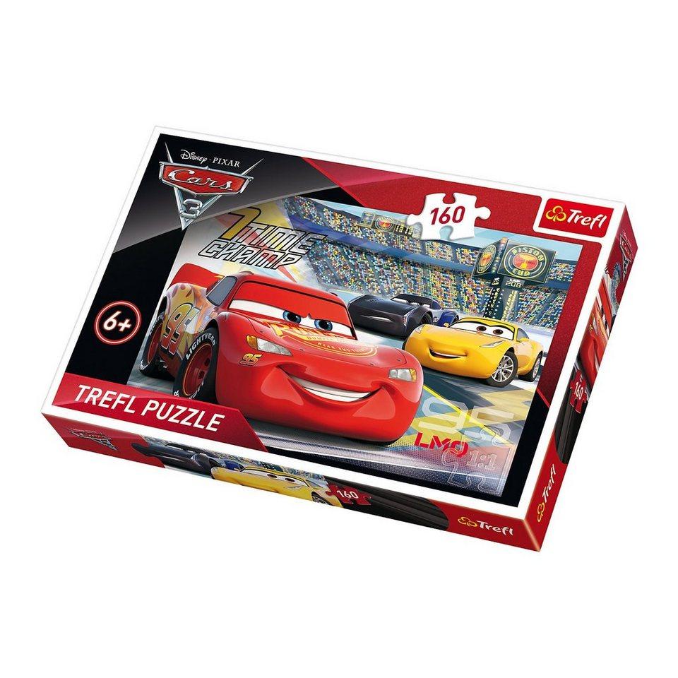 Trefl Puzzle 160 Teile - Cars 3 online kaufen
