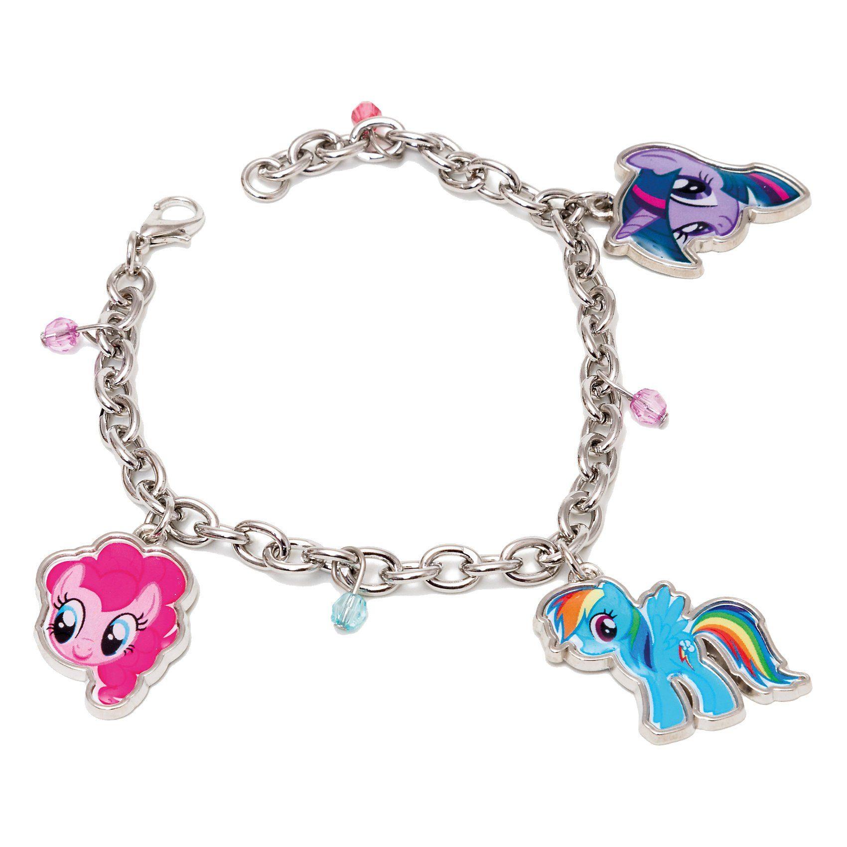 JOY TOY My Little Pony Armband mit Anhängern in Geschenkverpackung 1
