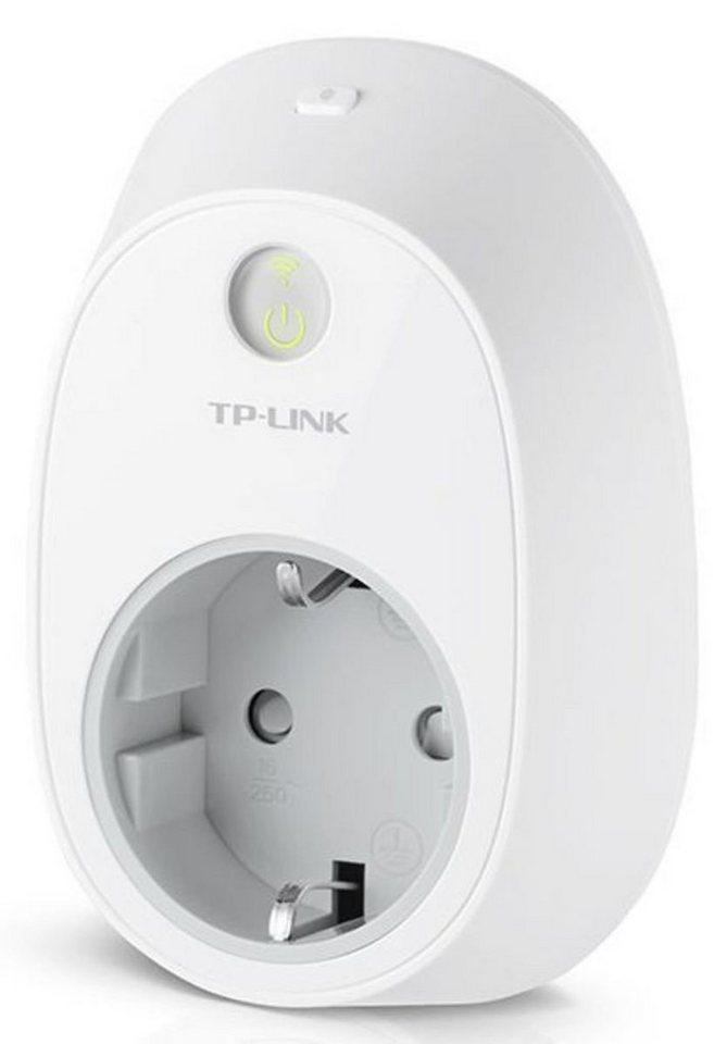 tp link smart plug hs100 wlan smart plug intelligente steckdose online kaufen otto. Black Bedroom Furniture Sets. Home Design Ideas