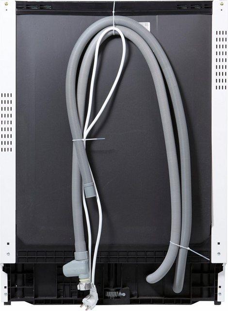 Küchengroßgeräte - Samsung vollintegrierbarer Geschirrspüler, DW60M6050BB EG, 10,5 l, 14 Maßgedecke, Besteckschublade  - Onlineshop OTTO