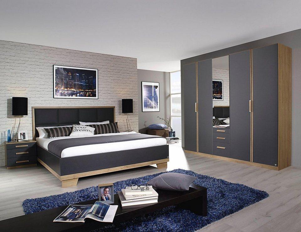 rauch Schlafzimmer-Set »Altona«, Set mit Schrank, Bett und 2 Nachttischen  online kaufen | OTTO