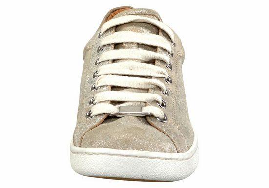 Ugg Milo Stardust Sneaker, Im Aspect Métallique