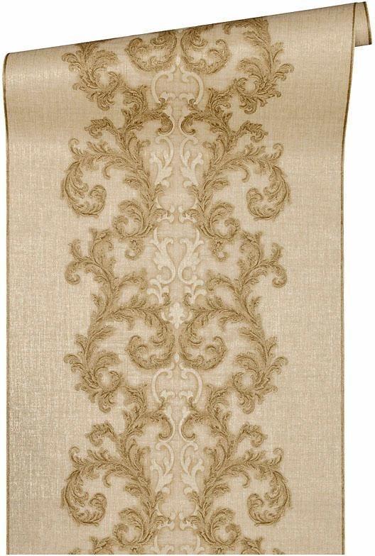 vliestapete versace mustertapete versace 2 baroque roll mittig online kaufen otto. Black Bedroom Furniture Sets. Home Design Ideas