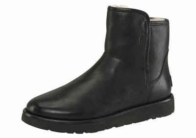 DAMEN kurzschaft stiefel Freizeit boots Bequem Stiefeletten (Braun,38)