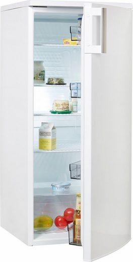AEG Kühlschrank RKB42511AW, 125 cm hoch, 55 cm breit, A+, 125 cm hoch
