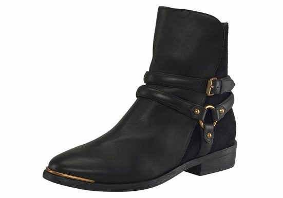 Ugg Kelby Ankle Boot, With Gold Details