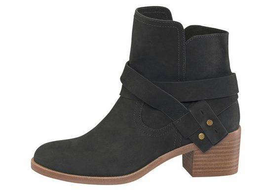 Ugg Elora Ankle Boot, With A Great Riemchendetail