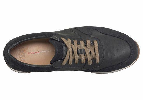 UGG Trigo Sneaker, im tollen Ledermix