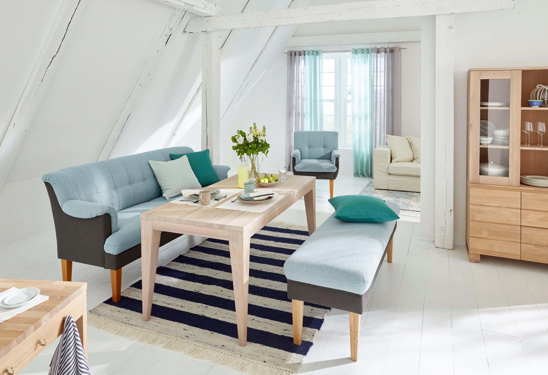 GMK Home & Living Tischsofa «Luunja», in 2 Breiten