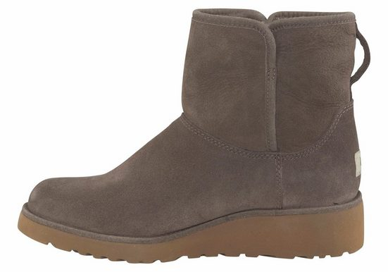Ugg Kristin Winter Boots, With A Subtle Wedge Heel