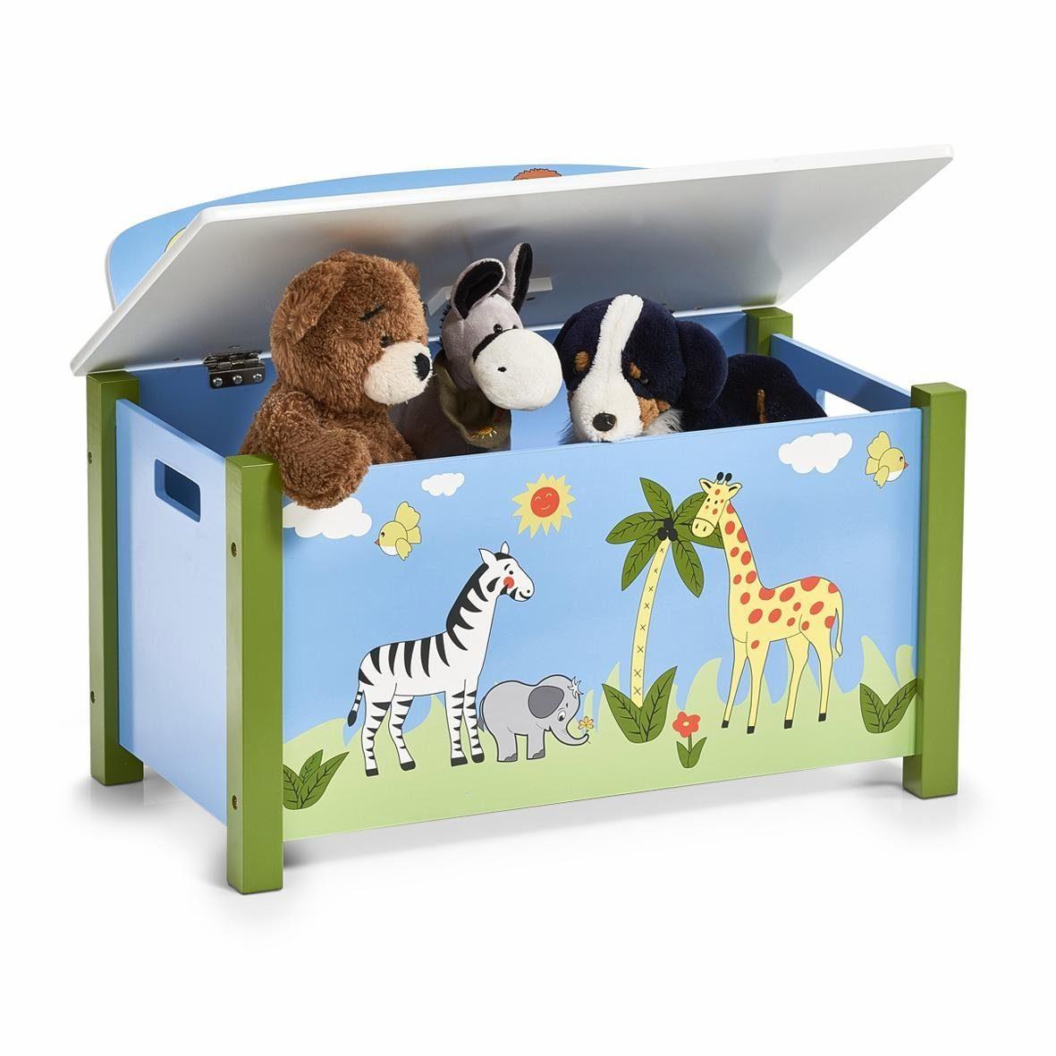 Home affaire Kinder-Sitztruhe »Safari«