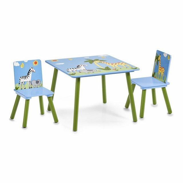 Sitzmöbel - Home affaire Kindersitzgruppe »Safari«, (Set, 3 tlg)  - Onlineshop OTTO