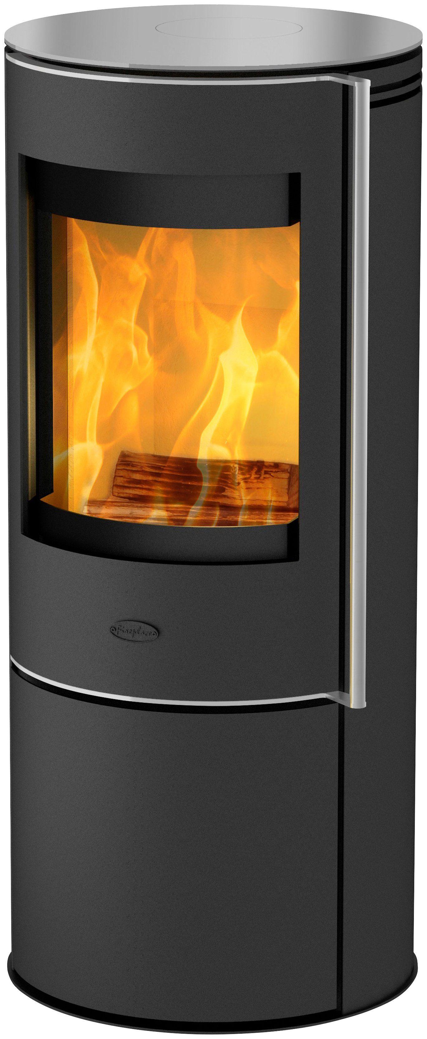 FIREPLACE Kaminofen »ORANDO Glas«, Stahl, 5 kW, exz. Luftzufuhr
