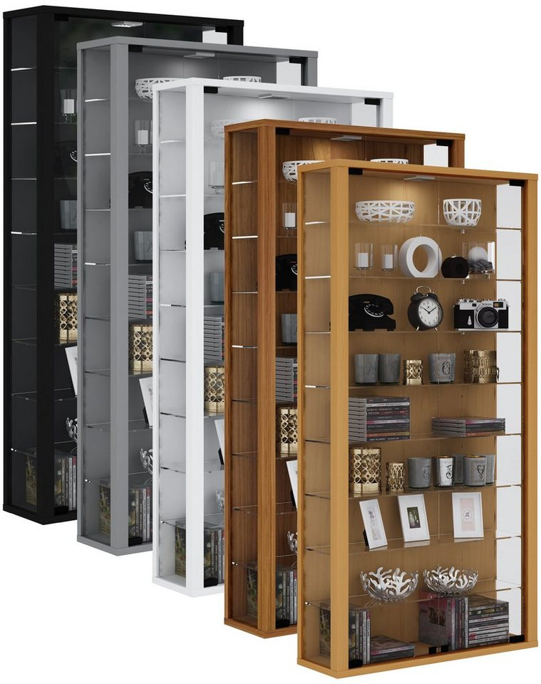 vcm vitrine vitrosa maxi online kaufen otto. Black Bedroom Furniture Sets. Home Design Ideas
