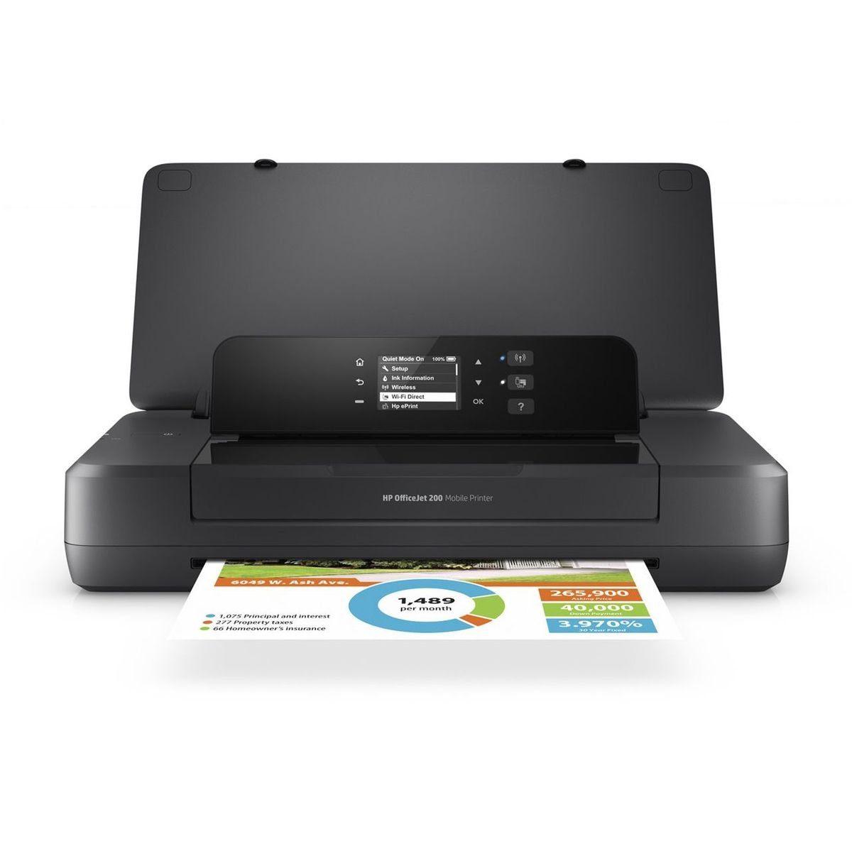 HEWLETT-PACKARD Mobiler Drucker »Officejet 200 mobiler Drucker«